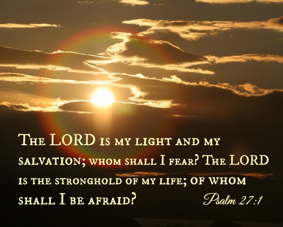 Image result for psalm 27