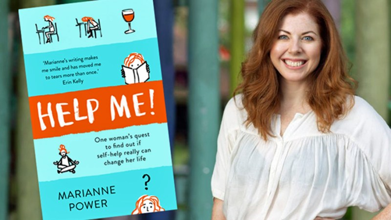 Recommended Read | Help Me! by Marianne Power