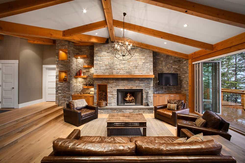 19 Best Sunken Living Room Design Ideas Youd Wish To Own