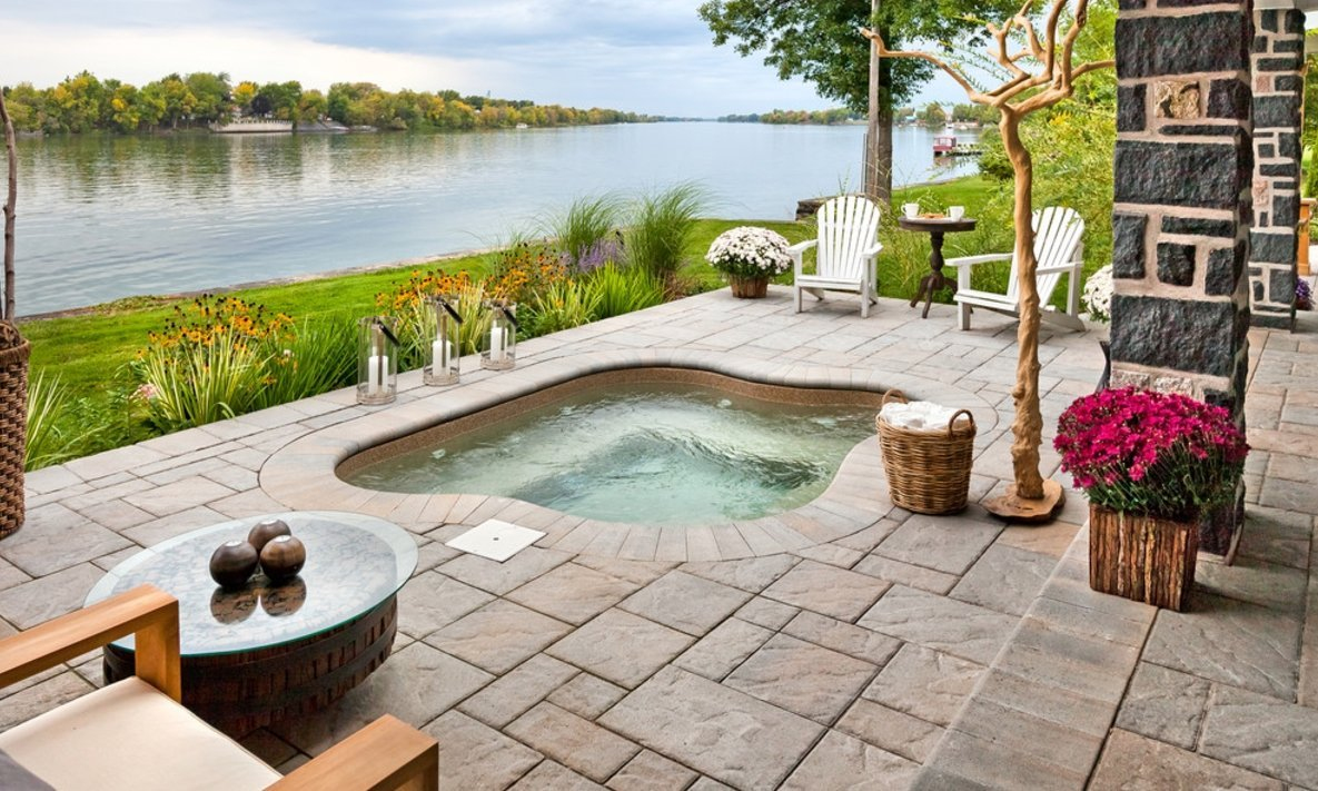 Outdoor Jacuzzi Ideas Designs Pros And Cons A Complete