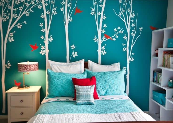 51 stunning turquoise room ideas to
