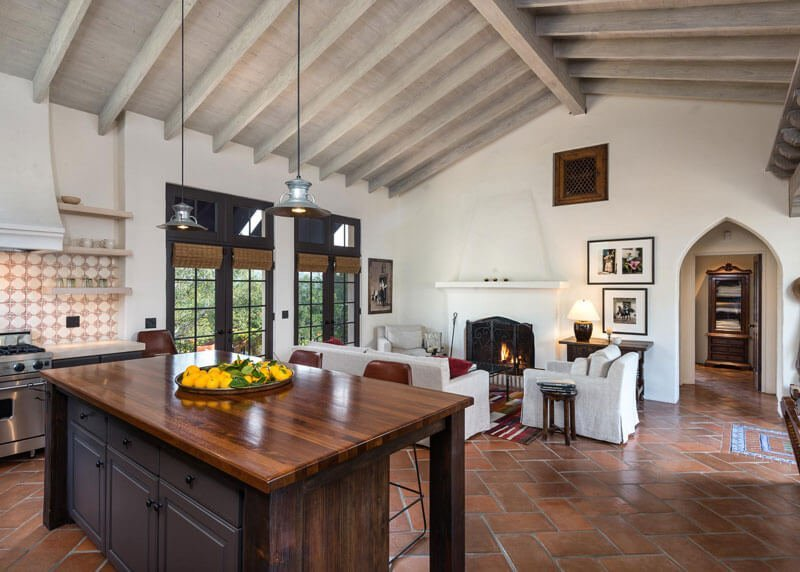 31 Modern And Traditional Designs Of Spanish Style Kitchen