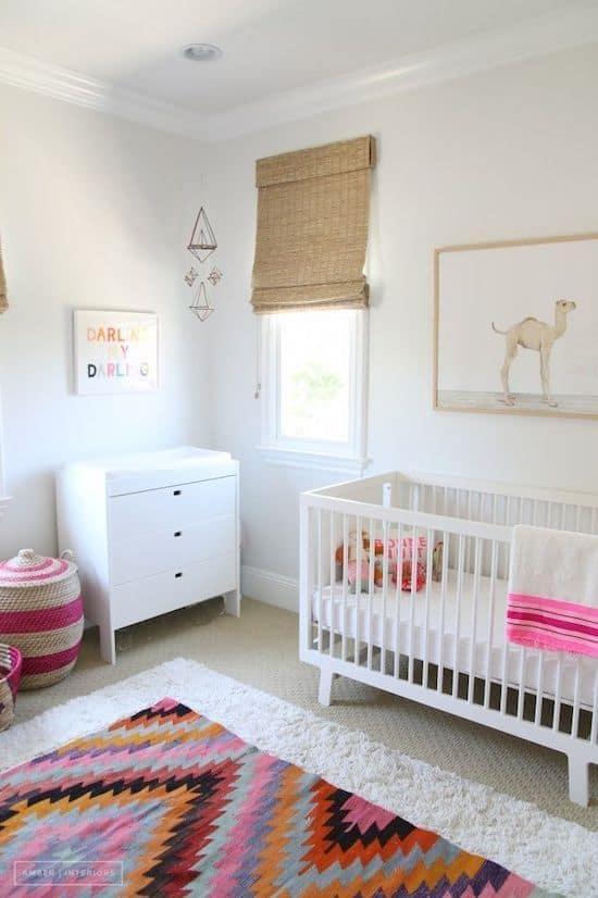 33 Cute Nursery For Adorable Baby Girl Room Ideas