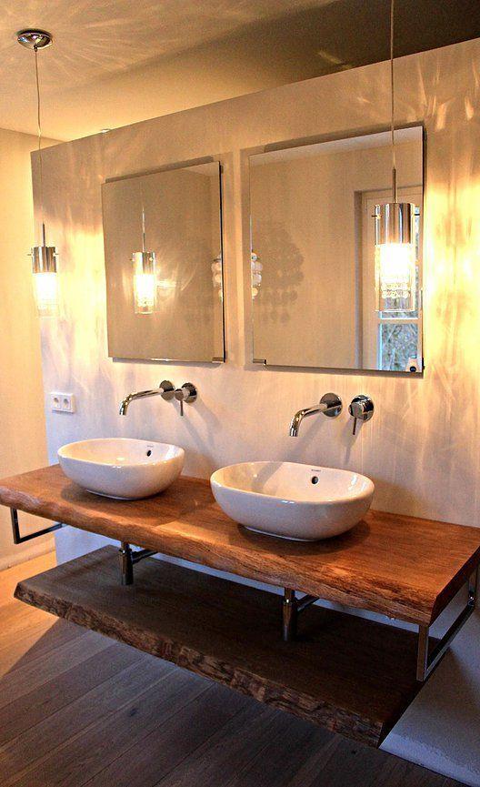 30 rustic bathroom vanity ideas that