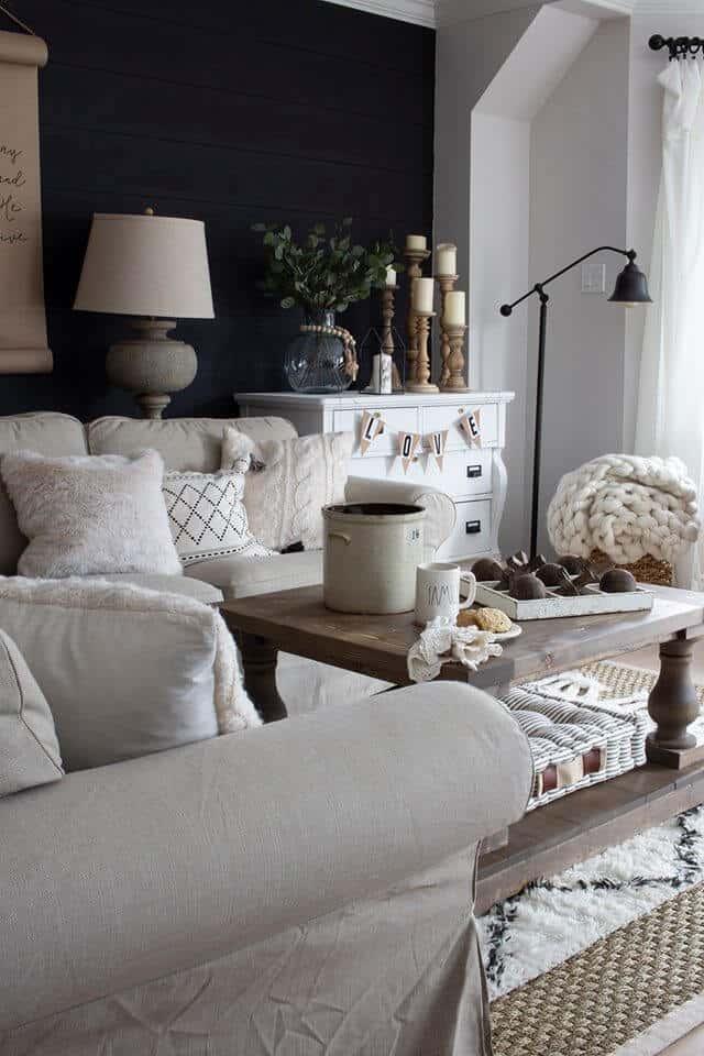 farmhouse living room designs ideas