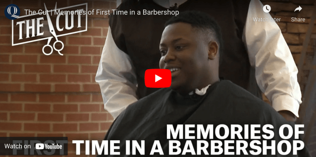 The Cut | Memories of First Time in a Barbershop