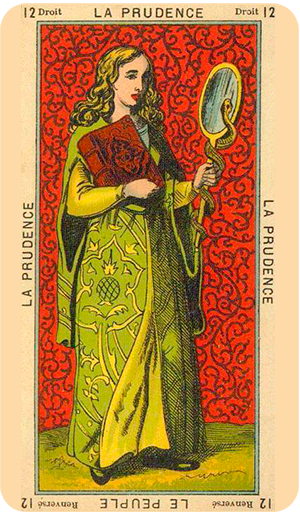 tarot on line a prudencia