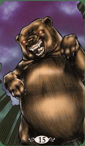 tarot online o urso