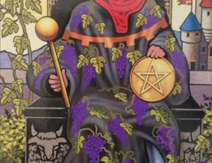 rei de ouros tarot online