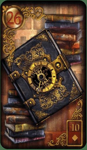 carta da semana os livros