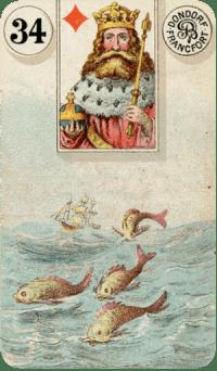 cartas tarot online os peixes