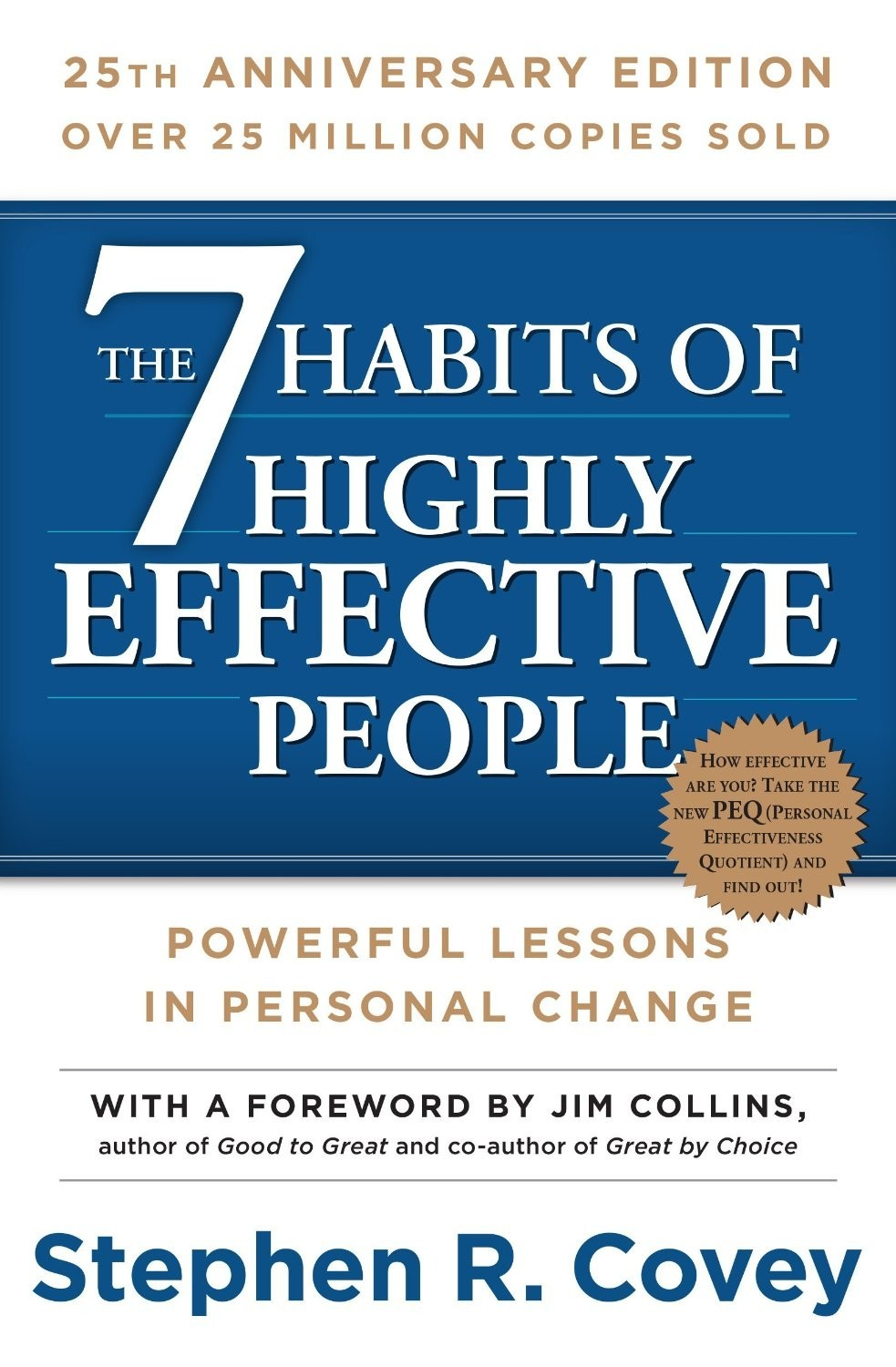 The 7 Habits Summary, #1 (Be Proactive)