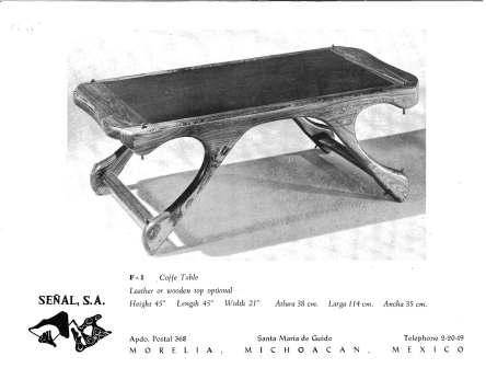 """Coffee Tables – The """"Sling"""" Coffee Table"""