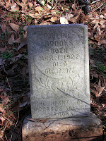 Find a Grave & the Cobb County Cemetery Book.
