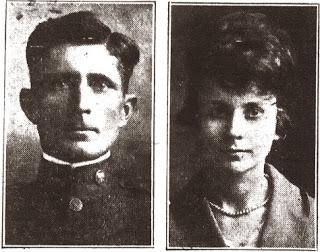 McAllister Murder – Murder Suspect and Wife – Jan 20th