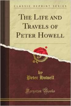 Peter M. Howell (1805-c.1865) and Archive.org