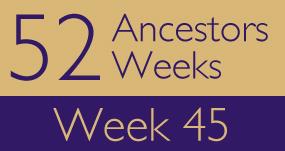 52 Ancestors – Week 45 – Marie C C Raasch (1868-1925)