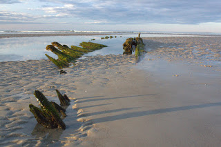 Photo of Howard W. Middleton Shipwreck by Rich Bard Photo.