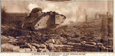 The Great War – Over There – 7 April 1918