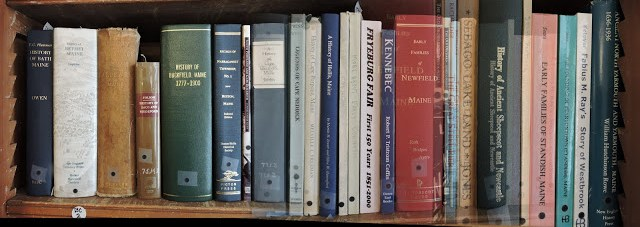 Image of books on BC1-S2.