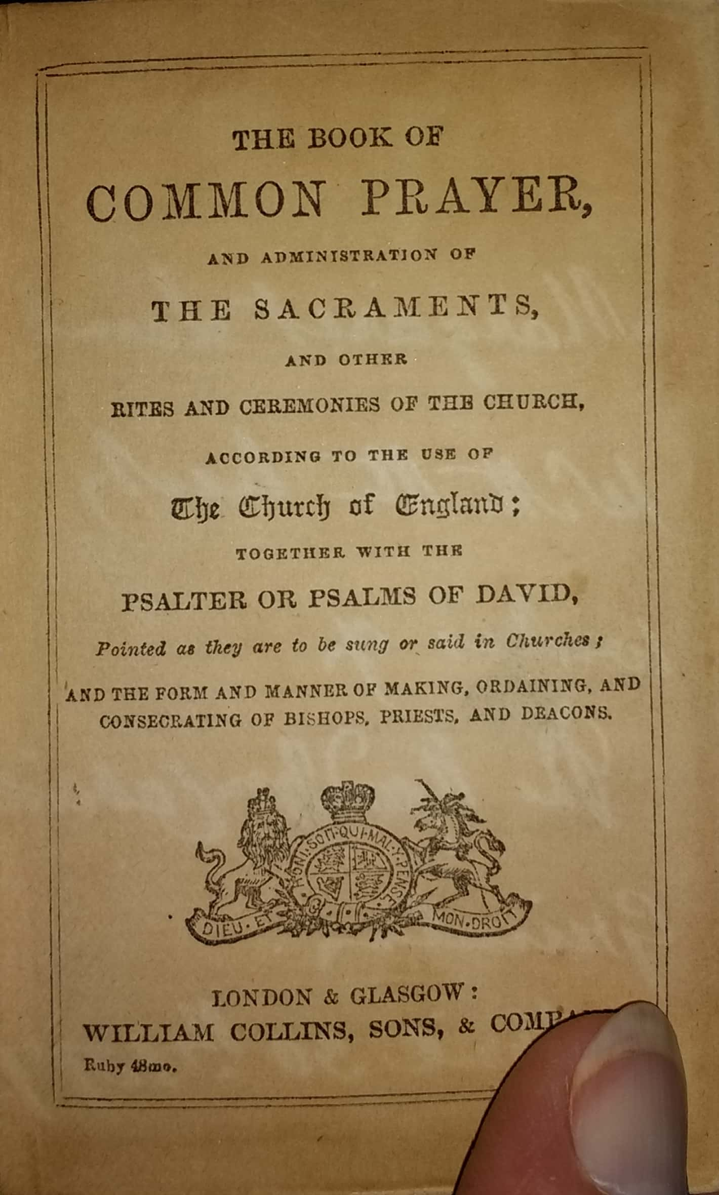 introduction of the book of common prayer An introduction to anglican worship liturgical worship good shepherd is a liturgical church that uses the 1928 book of common prayer in the conduct of worship.