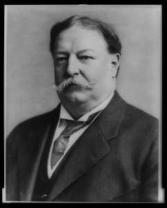 Photo of President William Henry Taft