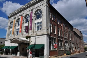 Photo of Miller Symphony Hall (formerly the Lyric Theatre) in Allentown, PA