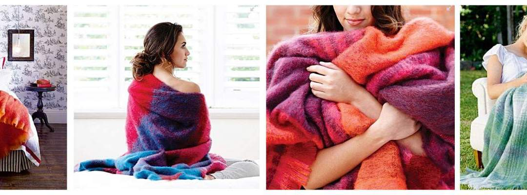 Winter Throws for Colour and Warmth