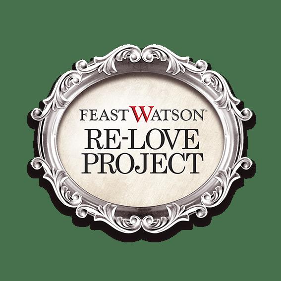 Feast Watson Re-Love Project 2015