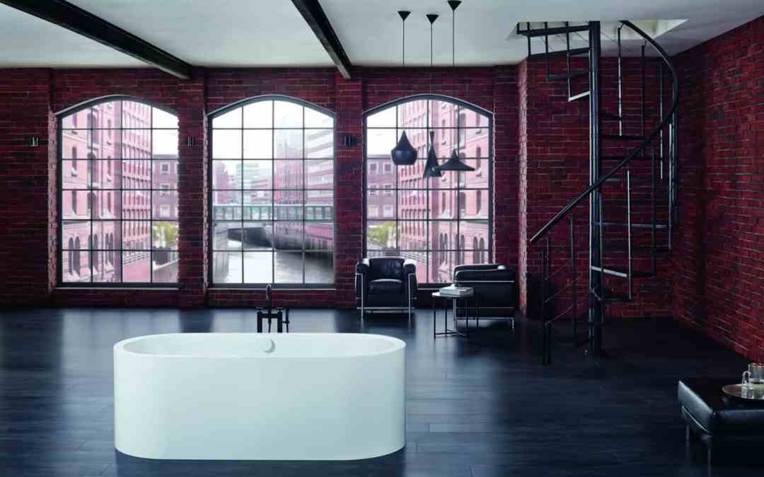 Check Out  A Modern Masterpiece of Bathroom Culture