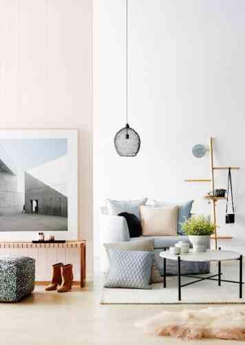pastel interior decor