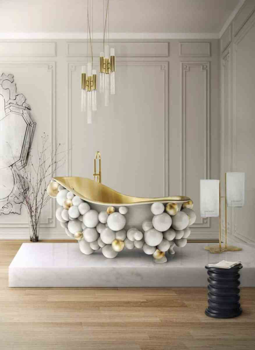 New Amazing Bathtubs You'll LOVE To Soak In