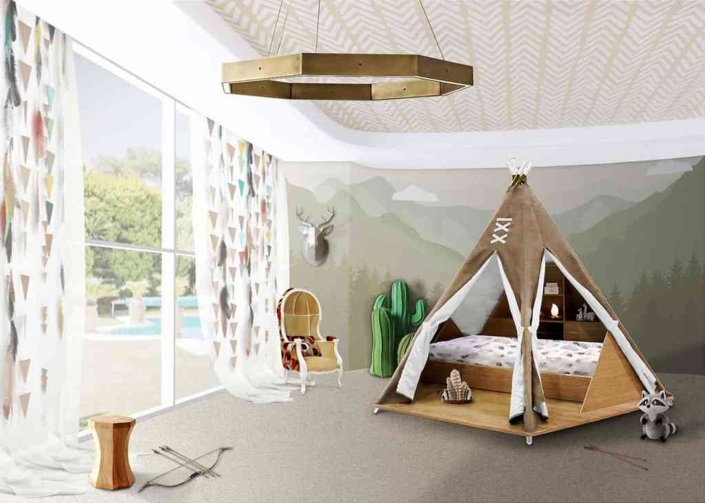 fun quirky kids bedrooms