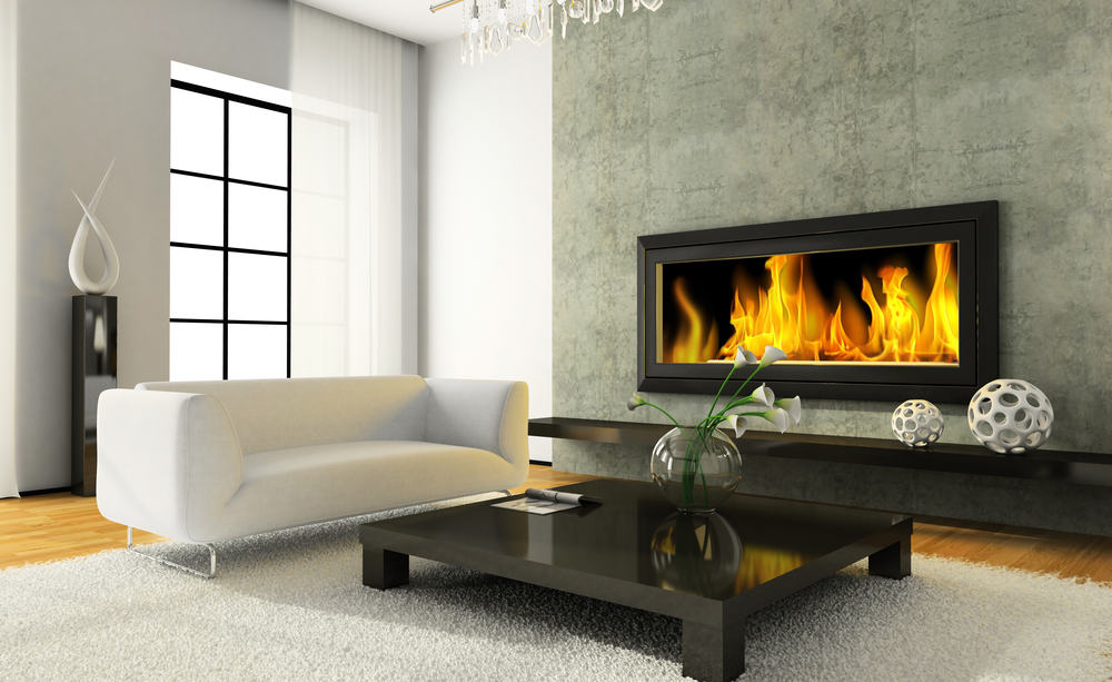unique fireplace concepts