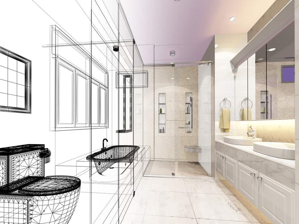 Dream Bathroom Renovation With 10 Modern Ideas
