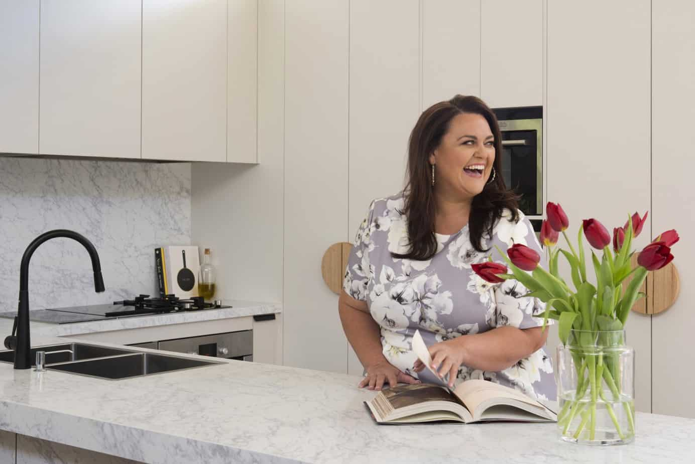 Celebrity Chrissie Swan Shares Her Kitchen Renovation Tips