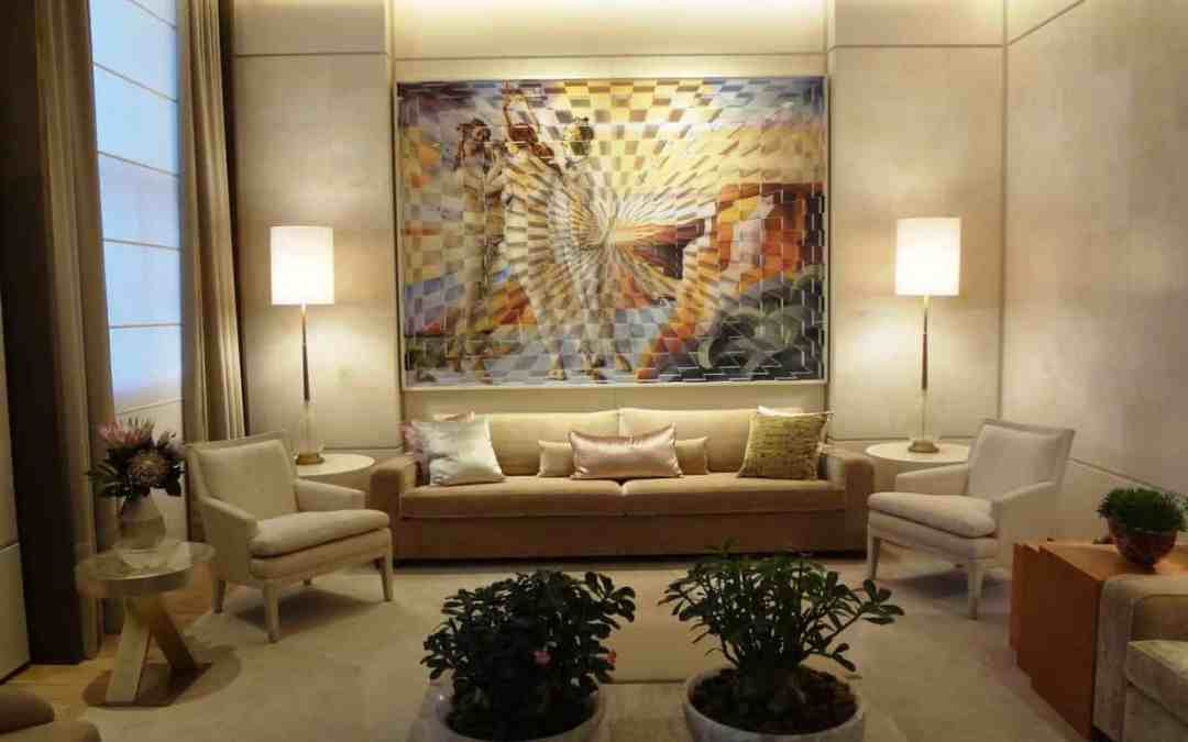 The Easy Route to A Luxury Living Room
