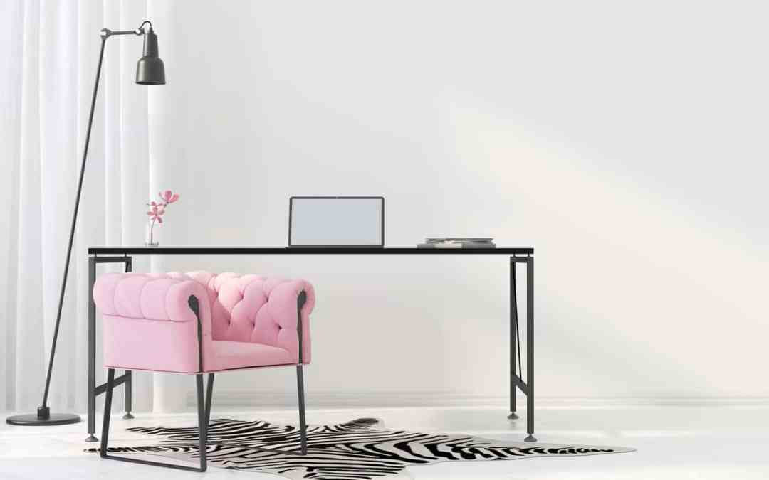 Spare Room To Fabulous Home Office! Here's How