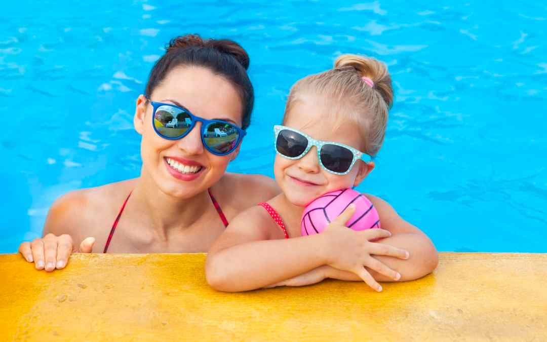 A Perfect Poolside and How To Get It