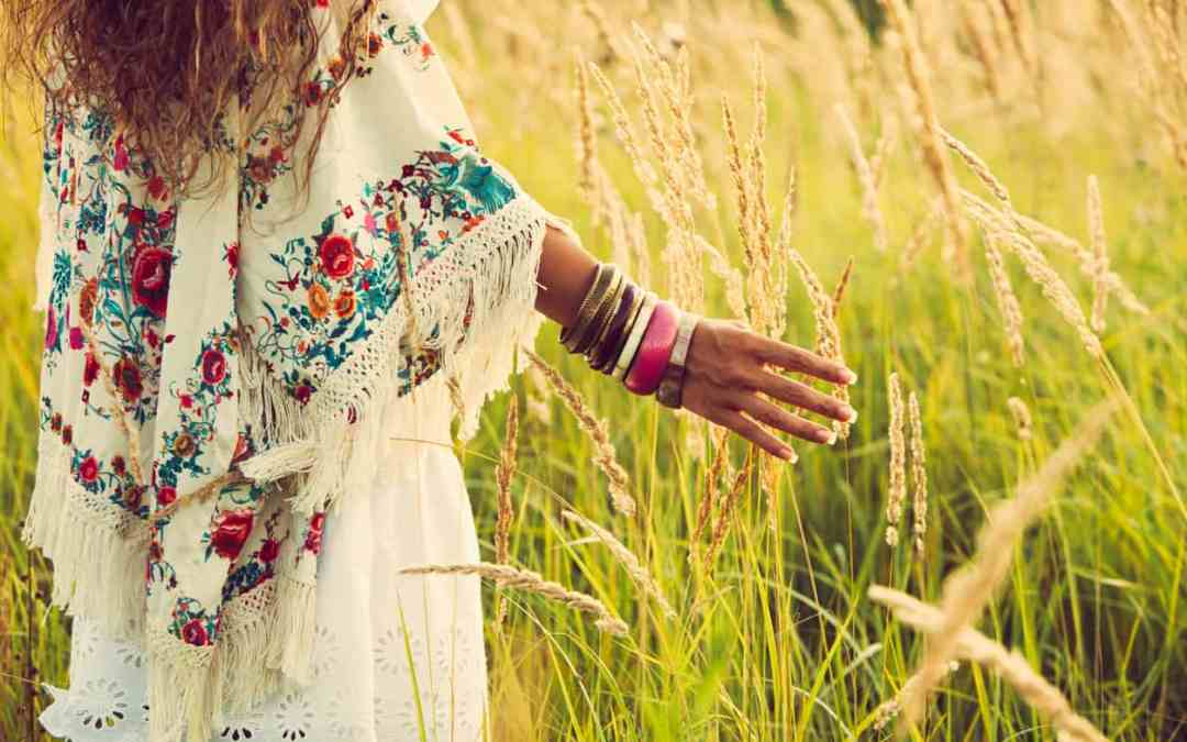 BoHo Dreaming: Easy Bohemian Style for Hair + Fashion