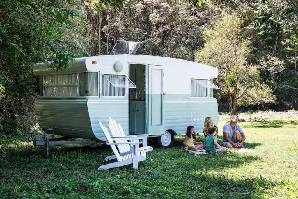 caravan renovation