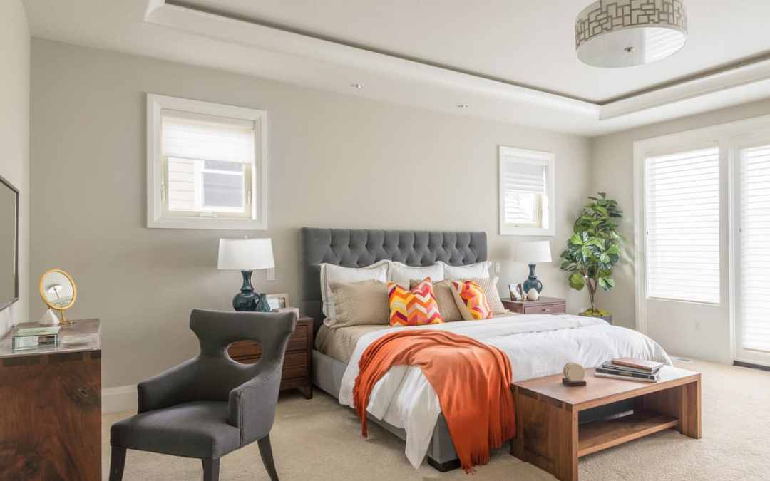 How To Create A Stylish Bedroom Makeover