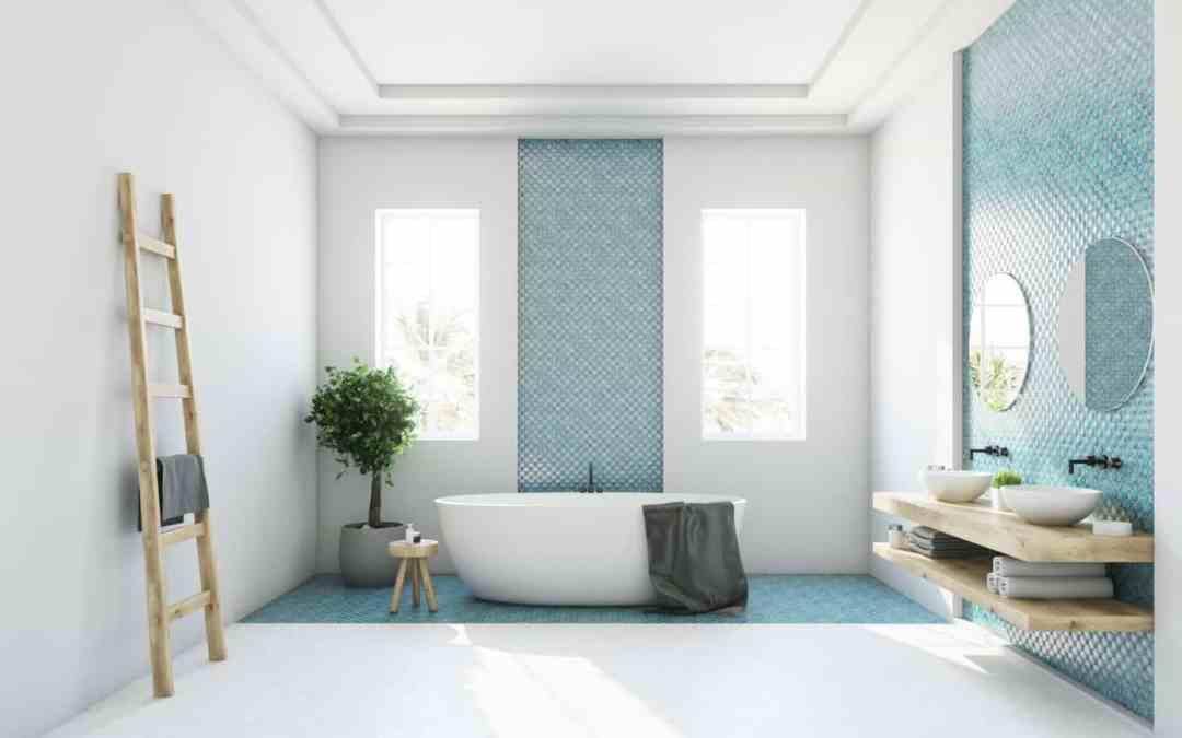 How to Create a Dramatic Bathroom