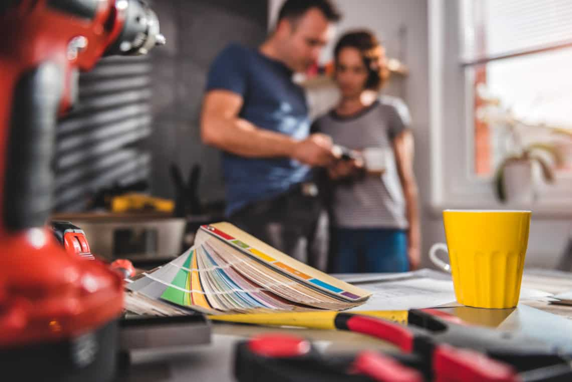 A Financial Guide to House Renovation