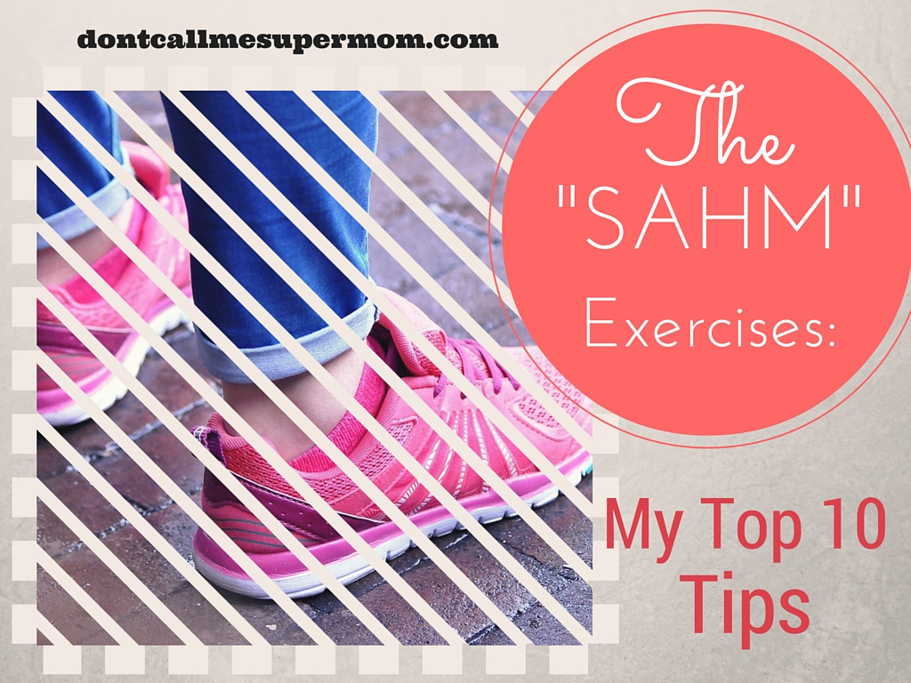 Exercise tips and motivation