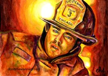 Chicago Fire - Severide