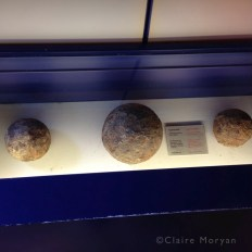 Cannon Balls. Charles Fort. Image: Claire Moryan