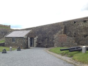 Stable Exhibition. Charles Fort. Image: Claire Moryan