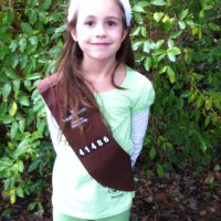 Worthy Of Sharing: Being a Vegan Girl Scout at Cookie Time