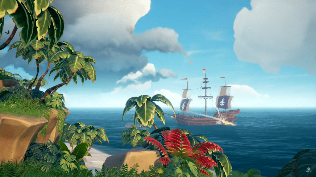 Official Sea Of Thieves Trailer Features 4K Gameplay